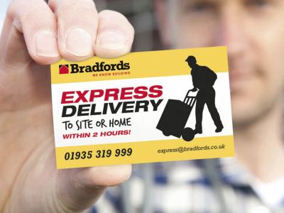 Bradfords Home Page Image